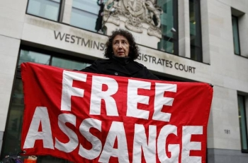 The revelation came at a case management hearing at Westminster Magistrates' Court before the formal start of Washington's extradition request for him to face espionage charges. —AFP