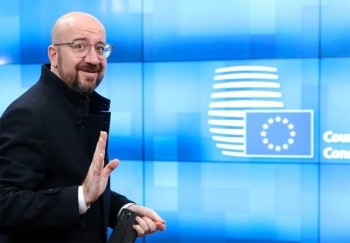 European Council President Charles Michel doesn't see the chances of a compromise improving later and wants 'to clinch a deal in the coming days'. — AFP