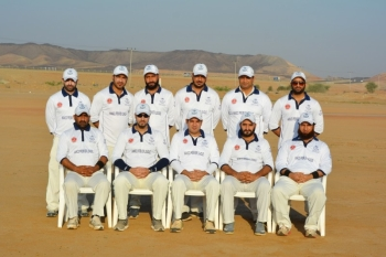 Kashmir Stags Team