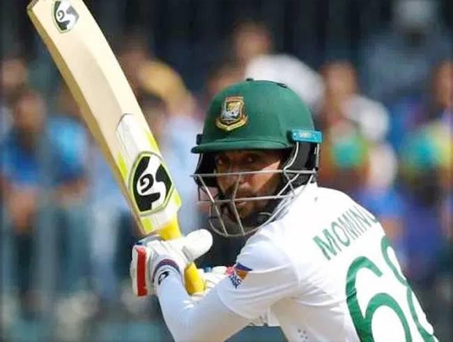 Nayeem helps Bangladesh claw back in Zimbabwe Test