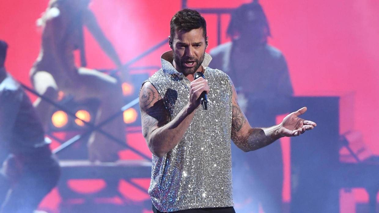 Ricky Martin performs at the Latin Grammy Awards in Las Vegas, Nevada, in November 2019 file photo. — AFP