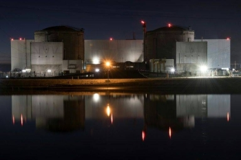 EDF has shut down the first of two reactors at Fessenheim, France's oldest nuclear power plant. — AFP