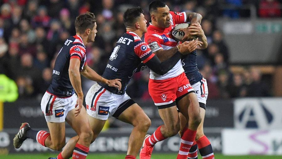 With their victory, Sydney joined Wigan and Melbourne as four-time winners of the tournament which features the champions of Super League against the NRL winners. — Courtesy photo