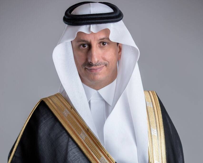Ahmad Al-Khateeb, chairman of the board of directors of SCTH.