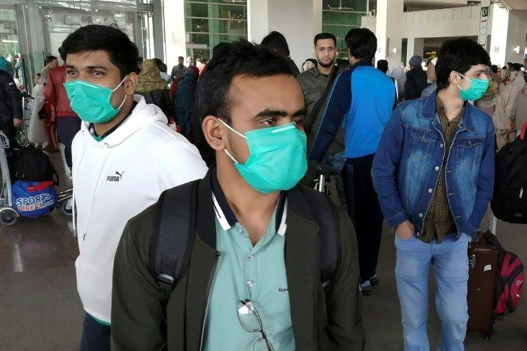 Islamabad has closed official border crossings while Kabul has suspended all travel to the Islamic republic, which has reported 15 deaths out of nearly 100 infections — making it one of the hardest hit countries outside the virus epicenter China. — AFP