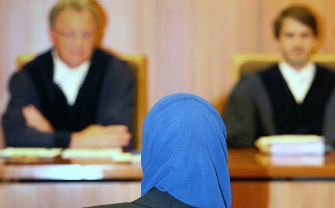 Germany's highest court on Thursday upheld a ban on headscarves for Muslim trainee lawyers in courts, finding that the requirement of maintaining religious neutrality was justified.