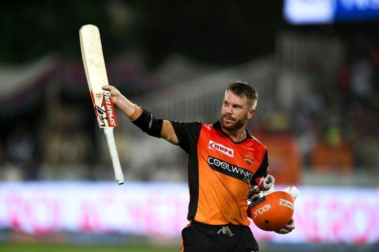 David Warner missed the 2018 IPL over a ball-tampering scandal. — AFP