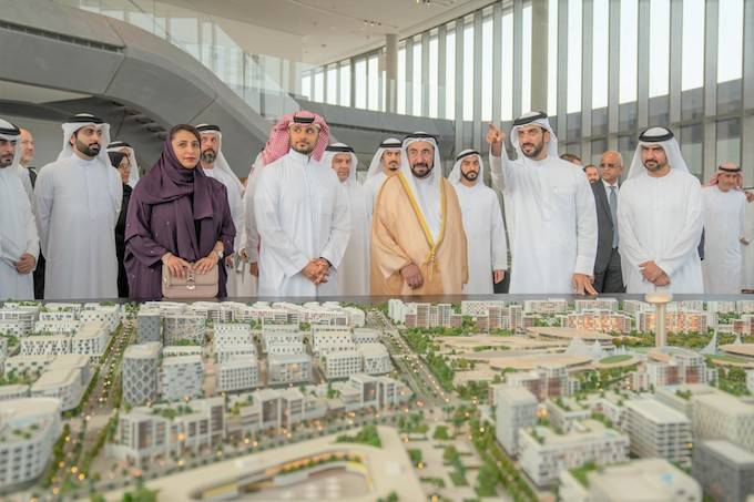 A new entertainment complex for the UAE, Madar at Aljada was launched by Sheikh Dr. Sultan Bin Mohamed Al Qasimi, Supreme Council member and ruler of Sharjah.