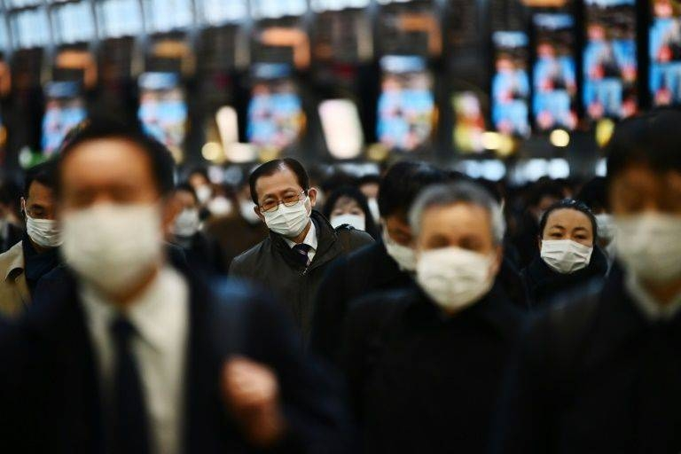The Japanese government is facing criticism for its decision to shut schools nationwide to battle the coronavirus outbreak. — AFP
