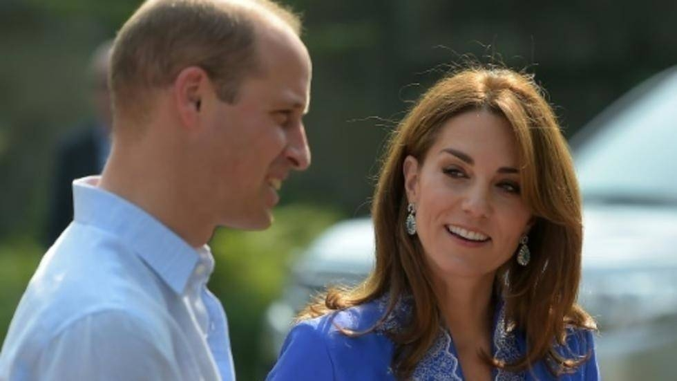 Prince William and his wife Kate begin a tour of Ireland on Tuesday, in the latest high-profile trip by senior British royals since Queen Elizabeth II's landmark state visit in 2011. — AFP
