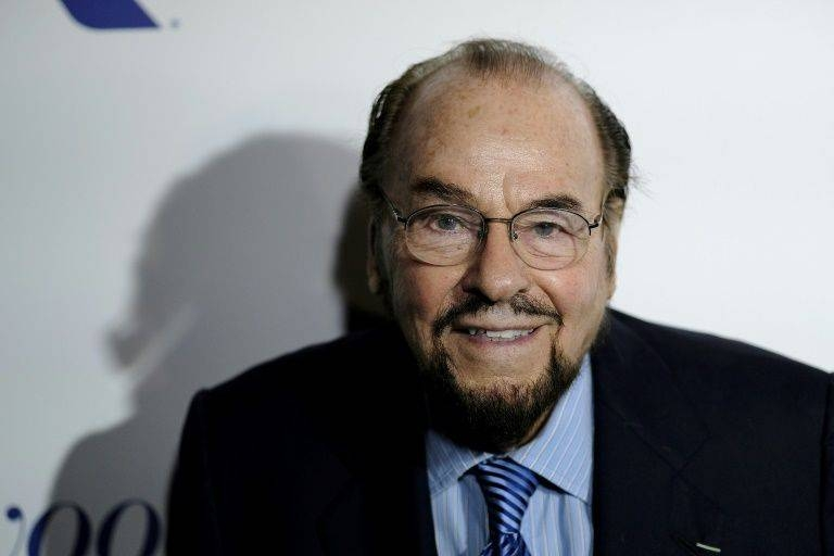 James Lipton reportedly passed away at his New York home following a battle with bladder cancer. — AFP