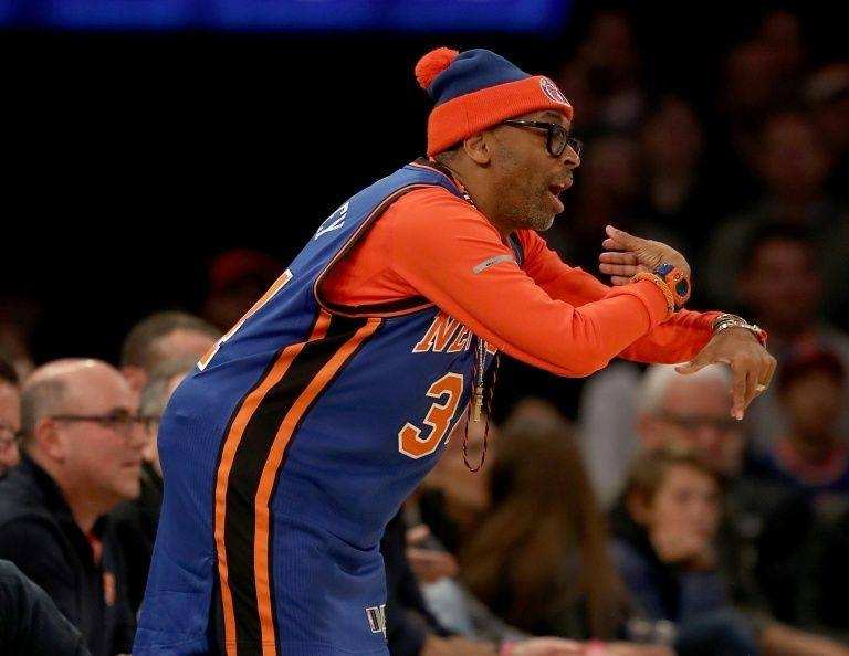 Movie director Spike Lee says he won't attend any more New York Knicks games this season after a row over access to Madison Square Garden. — AFP
