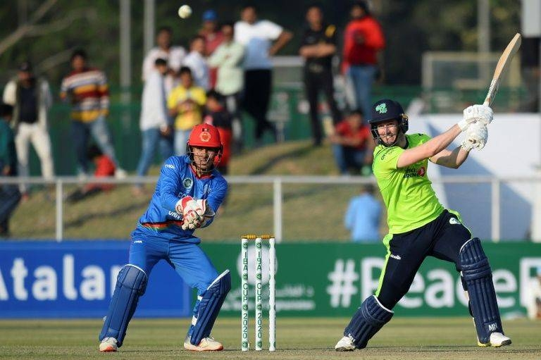Afghanistan beat Ireland in first T20I