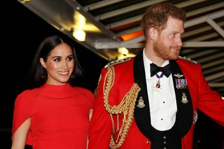 Prince Harry and wife Meghan, Duchess of Sussex, will join other royals members Monday at a Commonwealth Day ceremony at Westminster Abbey, their last official appearance before stepping back from their roles at the end of March. — AFP