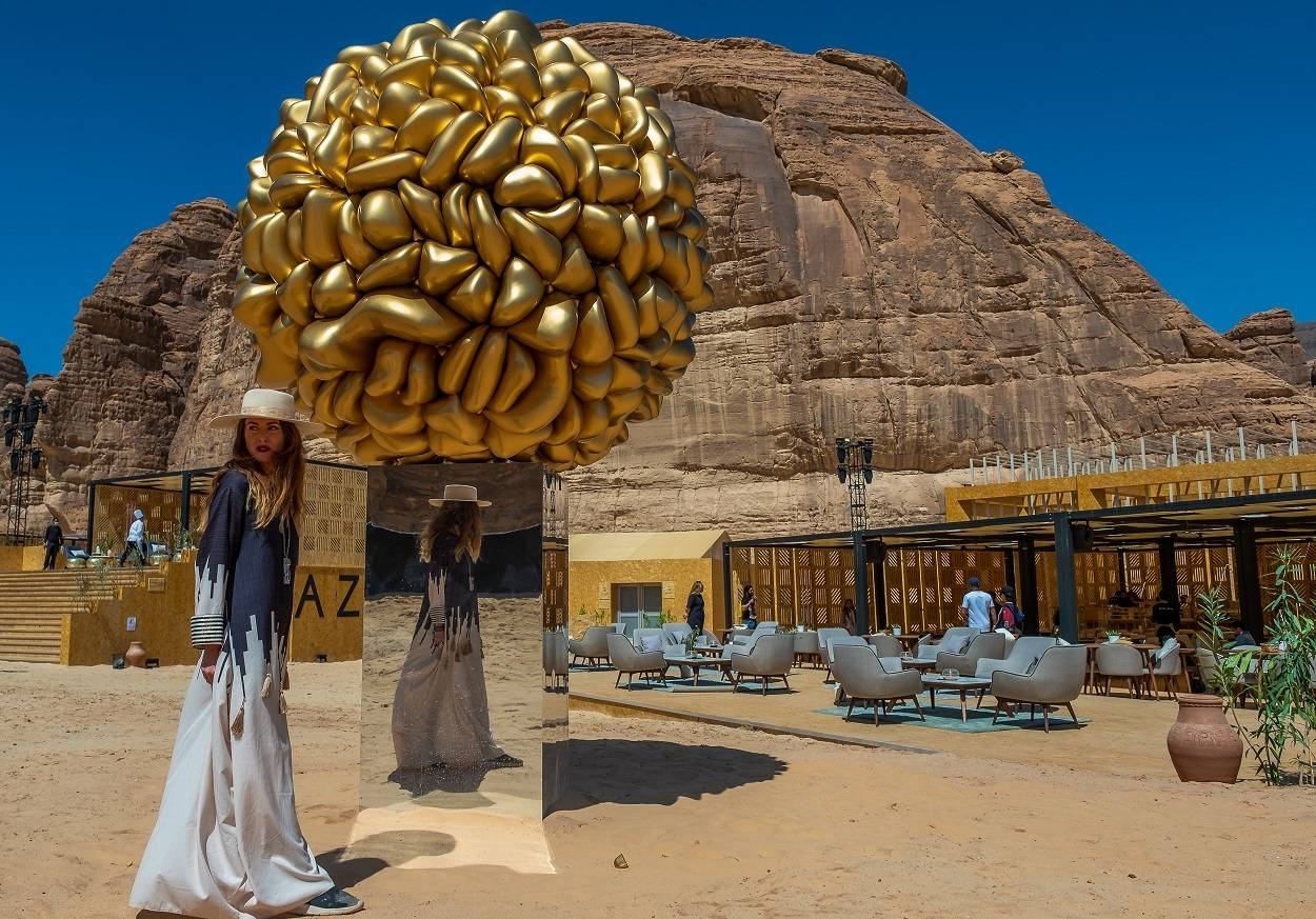 Azimuth Festival: A world of creativity in the heart of AlUla