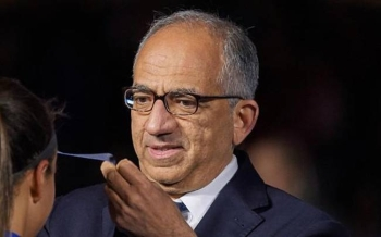 US Soccer president Carlos Cordeiro, seen in this file photo, issued an apology for the