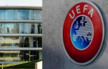 All UEFA club competitions matches scheduled next week are postponed due to the spread of coronavirus (COVID-19) in Europe.