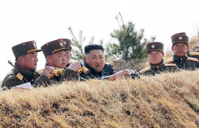 North Korea has not reported a single case of the new coronavirus, but there is widespread speculation that the pathogen has reached the isolated nation. -- Courtesy photo