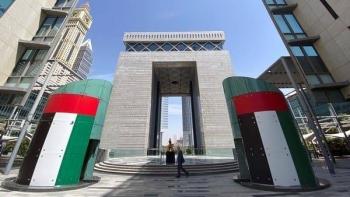 The Dubai International Financial Center (DIFC) in Dubai, UAE. -- Courtesy photo