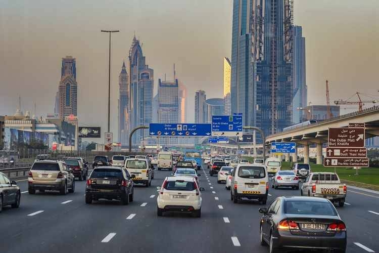 The UAE has been carrying out a nationwide disinfection drive between 8 p.m. and 6 a.m. which is tentatively scheduled to last until April 5. — Courtesy photo