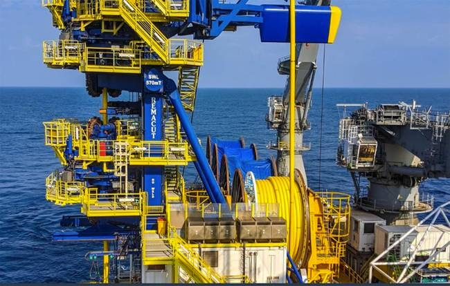 McDermott International, Inc. announced that Early First Gas has been achieved on India's Oil and Natural Gas Corporation's (ONGC) 98/2 Block in the Krishna Godavari Basin.