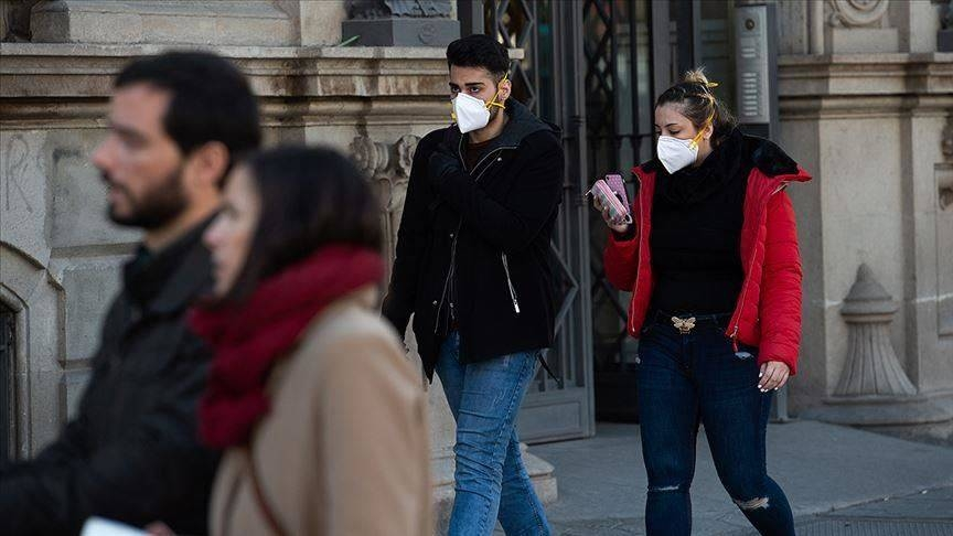 Total death toll caused by the disease was 10,003 while the number of cases registered rose to 110,238 from 102,136 on Wednesday, Spain's health ministry said. — Courtesy photo
