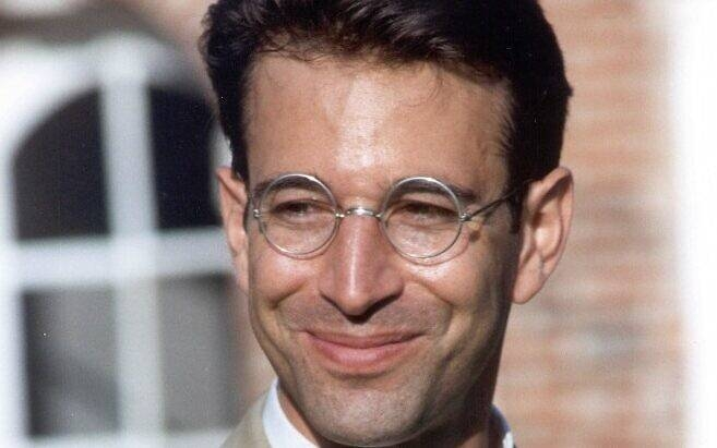 US journalist Daniel Pearl