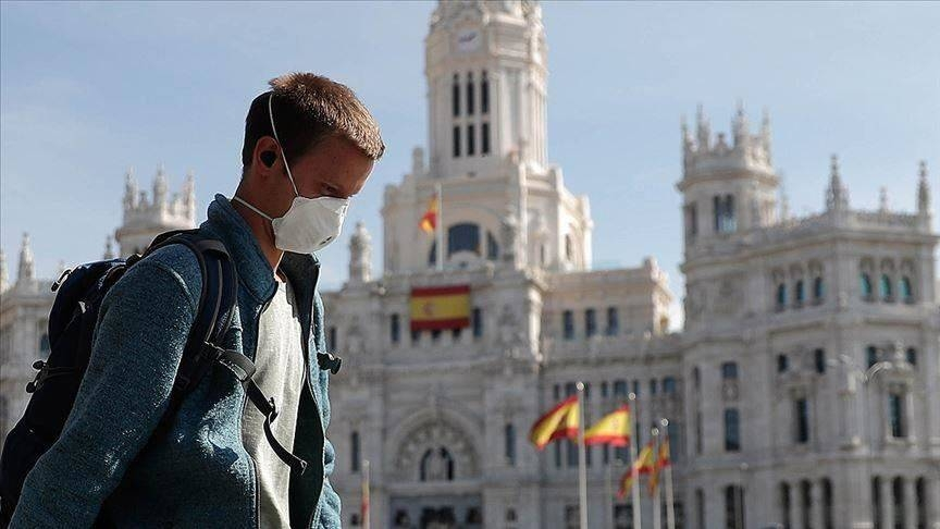 Spain, one of the hardest hit countries in the world by the coronavirus pandemic, recorded more than 900 deaths in the last 24 hours. — Courtesy photo