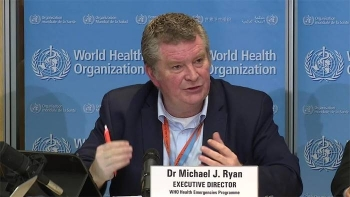 Dr. Mike Ryan, the WHO's top emergencies expert, said priority use of masks should be for our frontline workers.