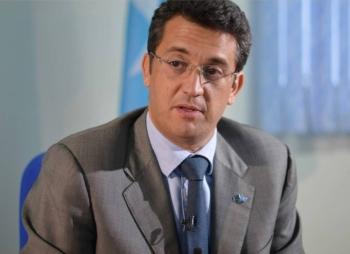 Ambassador of the European Union to Saudi Arabia Michele Cervone D'urso