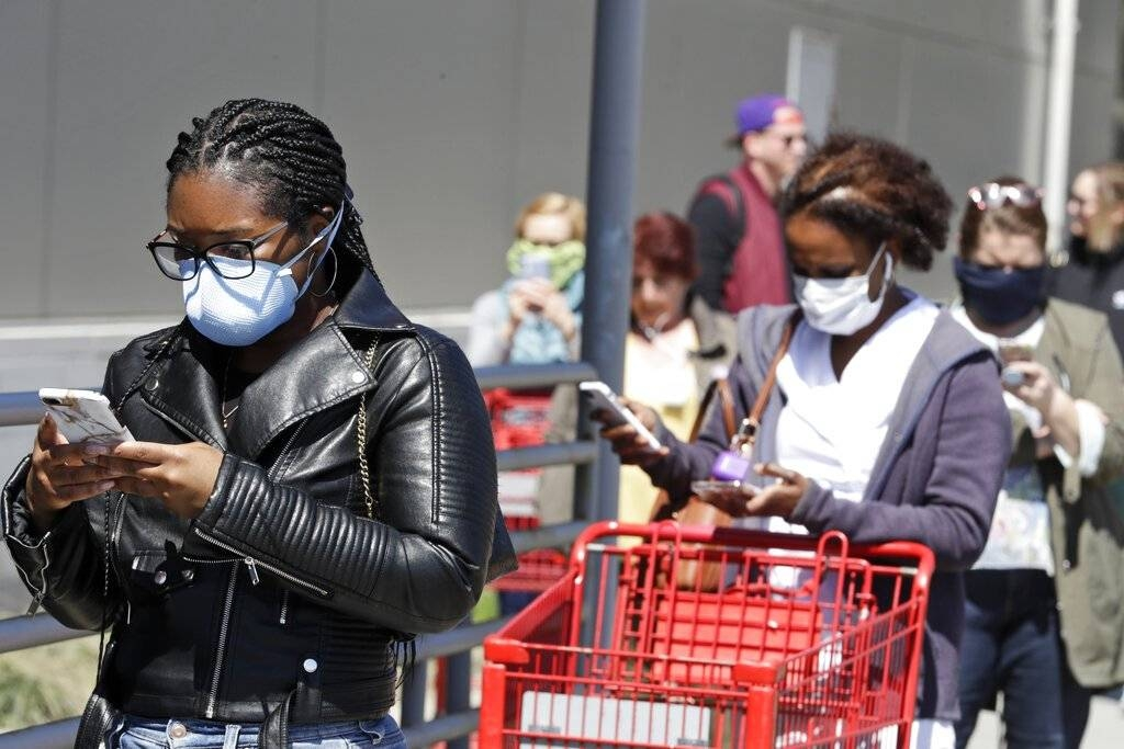 According to the city's data, more than half of the people in Chicago who have contracted COVID-19, the disease caused by coronavirus, and over 70 percent of those who have died are African Americans, health officials and Mayor Lori Lightfoot said Monday. African Americans make up 30 percent of the city's population. — Courtesy photo