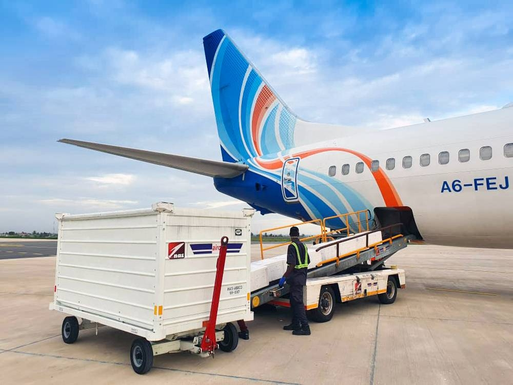 flydubai has allocated six Next-Generation Boeing 737-800 aircraft to operate as all-cargo flights to enable the movement of essential goods across its network and beyond.