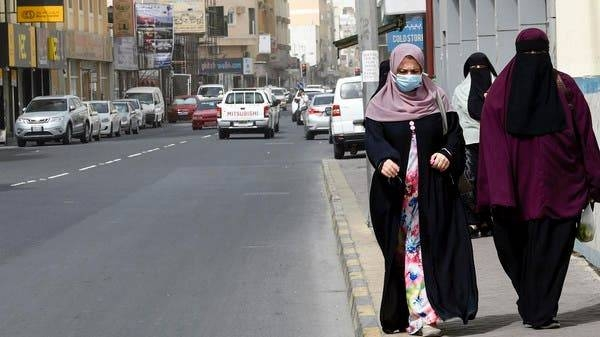 People wearing masks seen in the heart of the Bahraini capital Manama. — Courtesy photo