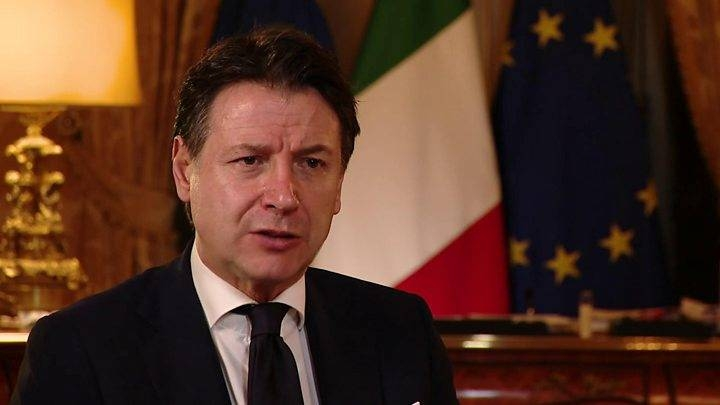Italy's Prime Minister Giuseppe Conte has warned that the European Union could collapse if there is no agreement to grant the financial help to virus-struck southern members of the bloc. — Courtesy photo