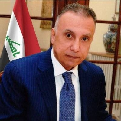 Iraq's President Barham Saleh tapped intelligence chief Mustafa Al-Kadhimi as prime minister-designate on Thursday. — Courtesy photo