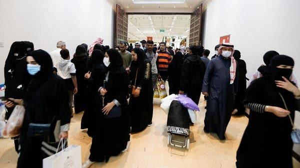 Locals wear face masks to take precautions from coronavirus in Manama in this file picture. — Courtesy photo