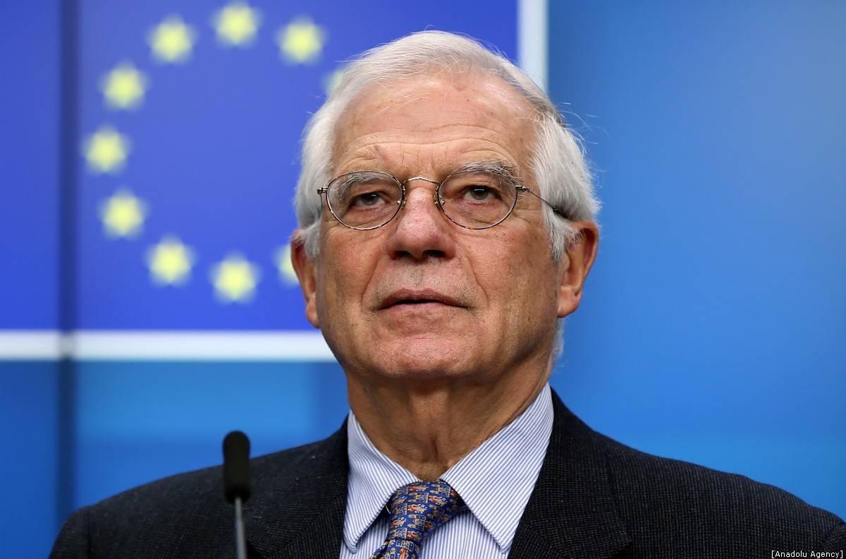 EU for Foreign Affairs and Security PolicyJosepBorrell