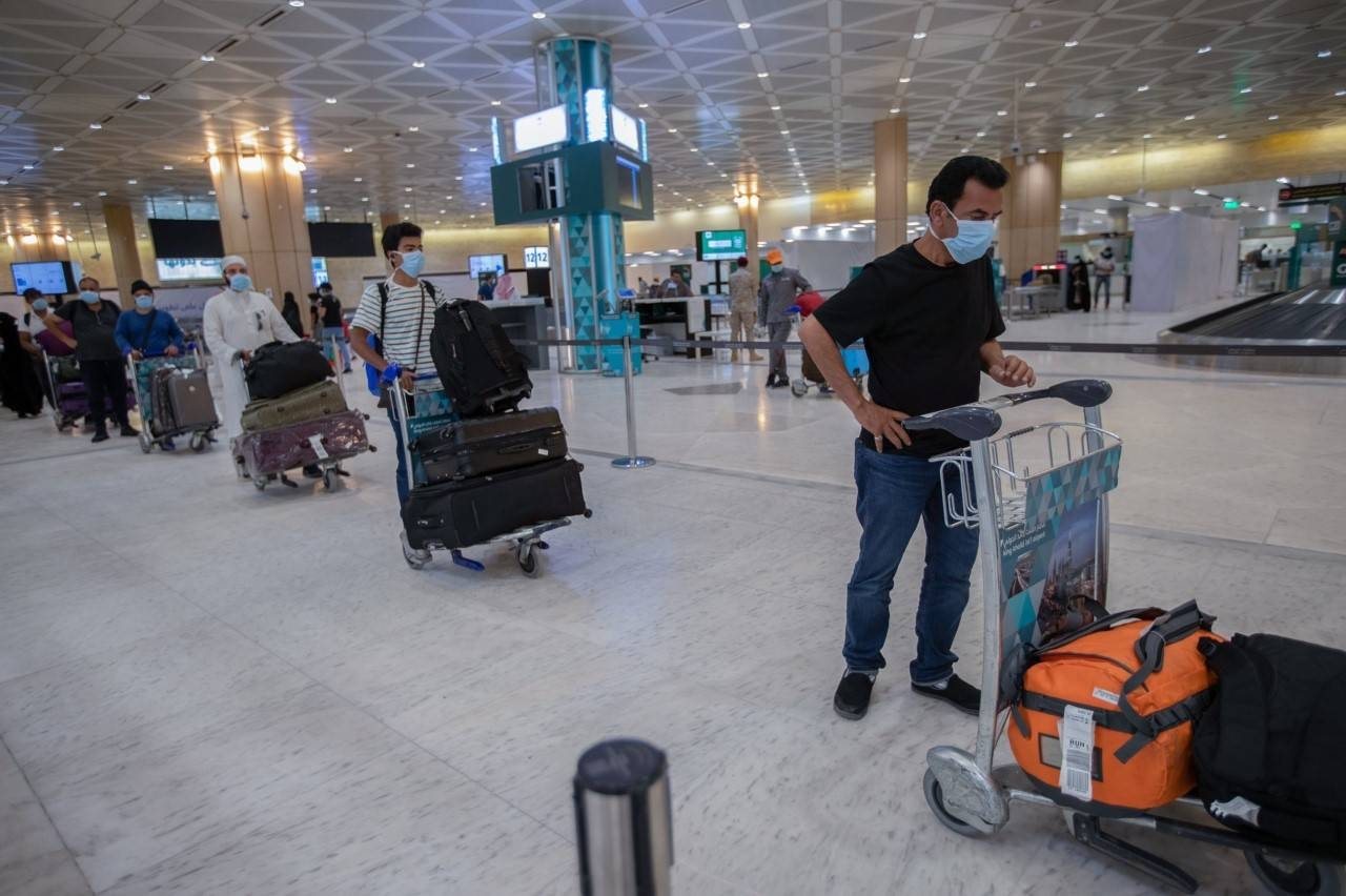 250 stranded citizens arrive in Riyadh from Jakarta - Saudi Gazette