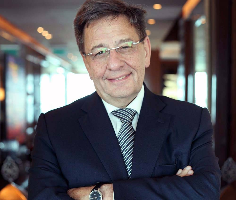 Jacques Michel, head of BNP Paribas Middle East & Africa.