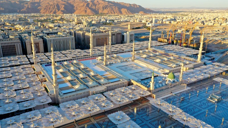 KSA: Ramadan Taraweeh and Eid prayers at home