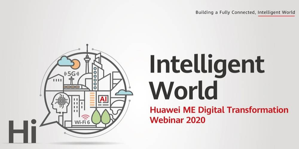Huawei ME Digital Transformation Webinar 2020