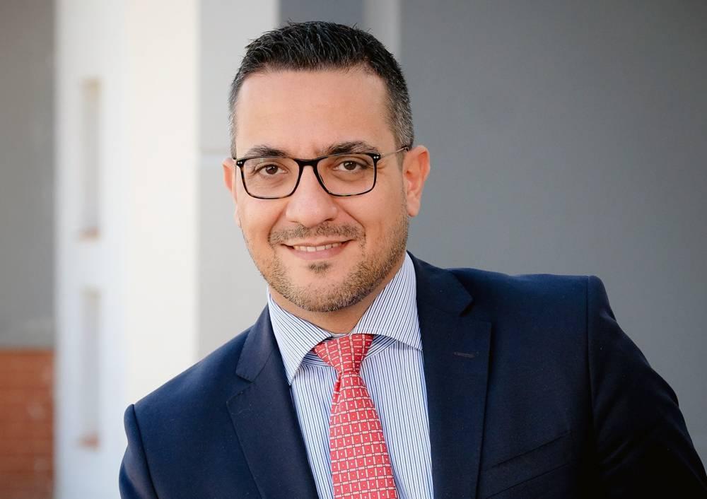 Johnny Karam, regional vice president, emerging region at Veritas Technologies.
