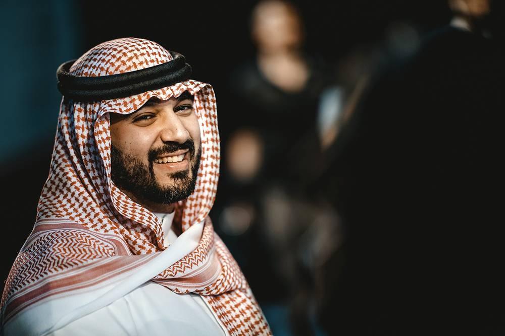 Prince Faisal Bin Bandar Bin Sultan, chairman of the Saudi Arabian Federation for Electronic and Intellectual Sports (SAFEIS).