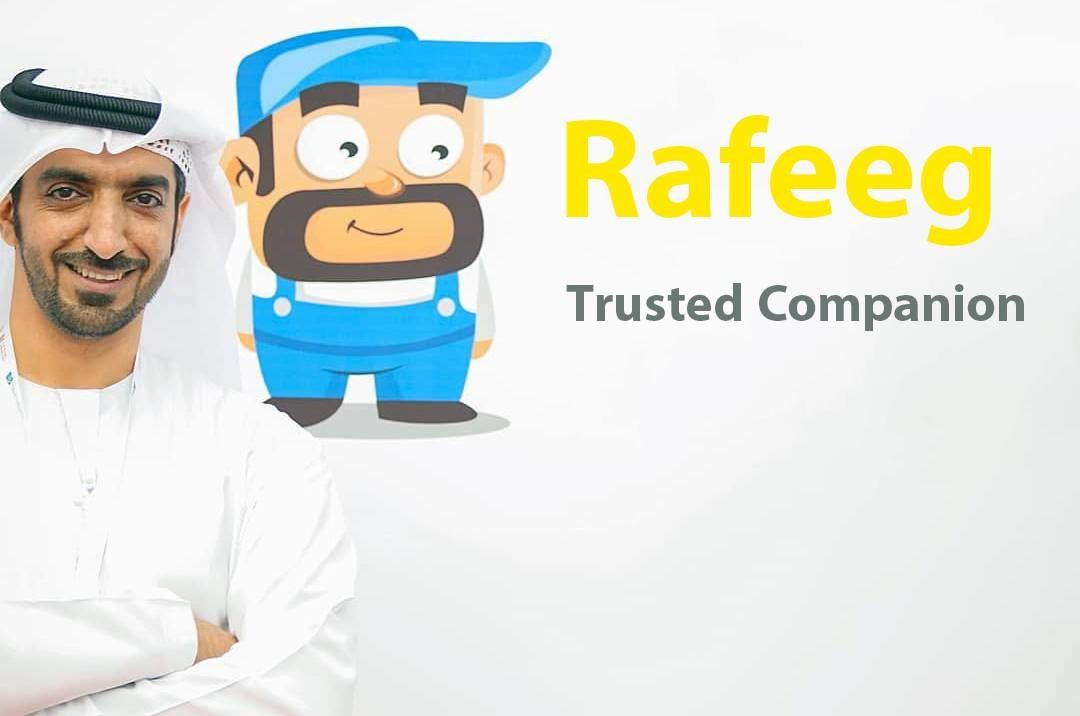 Khamis AlSheryani — Rafeeg, CEO.