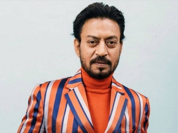 Irrfan Khan passes away at age 54.