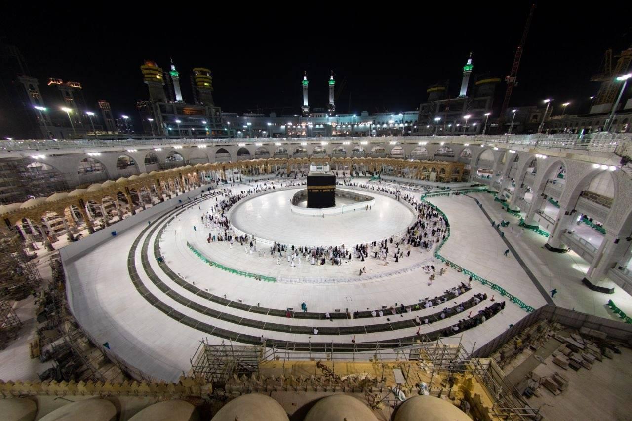 Saudi Arabia suspended Umrah temporarily amid coronavirus fears since Feb.27,2020. — SPA