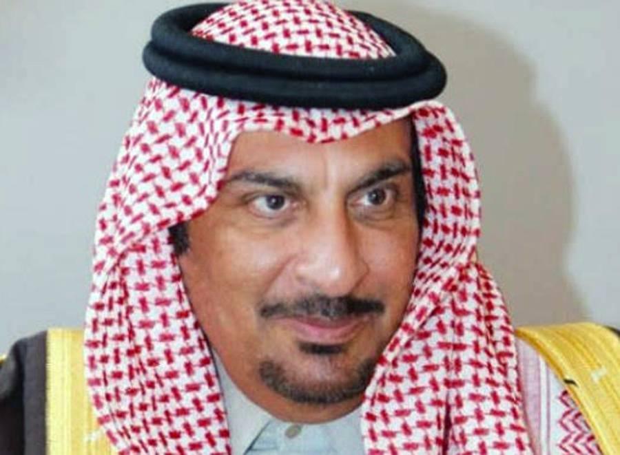 Sheikh Mubarak Bin Khalifa Al Thani