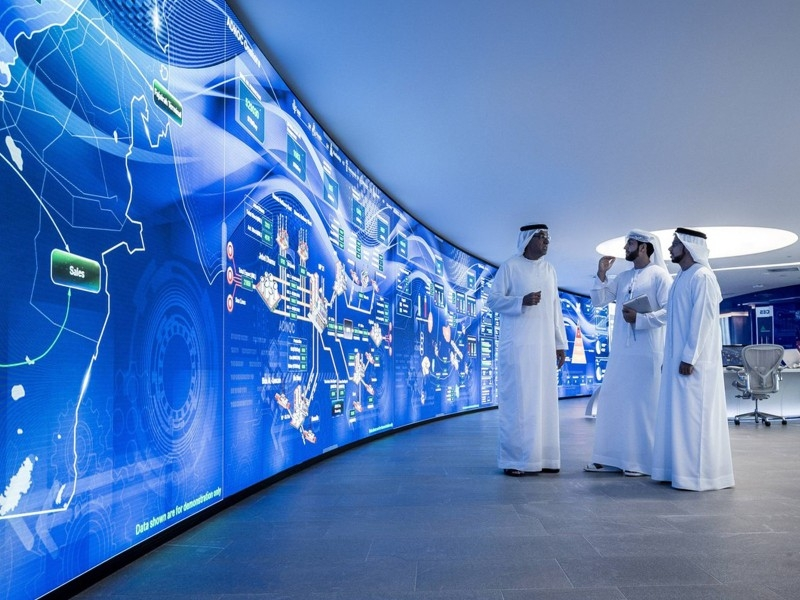 Panorama is a key part of ADNOC's ongoing strategic investments in digitization and artificial intelligence, AI, to enable the company to drive greater efficiencies, optimize performance, and respond to complex market dynamics with agility and speed, as it continues to deliver on its 2030 smart growth strategy. — Courtesy photo