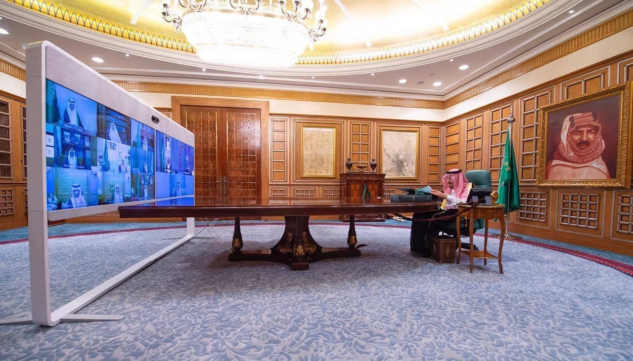 Cabinet backs Saudi Arabia's efforts to restore oil markets stability