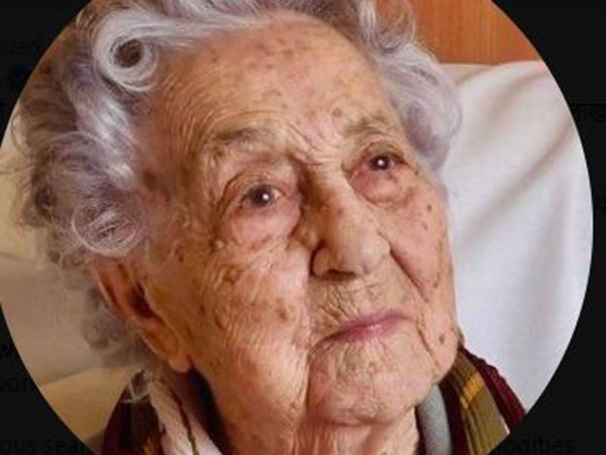 Maria Branyas was born in Mexico in 1907 but she moved to San Francisco in the United States two years later and arrived in the Catalan province of Girona during World War 1 with her Spanish journalist father. — Courtesy photo